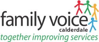 Family Voice Calderdale Logo