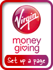 Virgin Money Giving Fundraising Icon